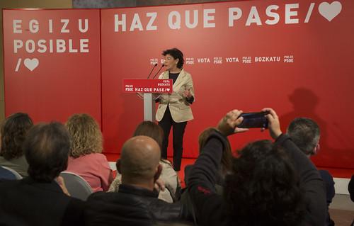 Cristina González, Isabel Celaá, Teresa Ribera