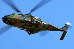 EAF 1291 F-MEAF NH90-TTH (Antonio Doblado) Tags: airplane aircraft aviation military aviacion istres helicoptero rotorcraft nh90 eaf 1291 nh90tth fmeaf