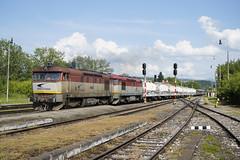751173 Moldava Nad Bodvou (Gridboy56) Tags: zsskcargo zssk slovakia wagons europe diesel cargo railways railroad railfreight trains train locomotive locomotives barca 751 751026 751173 pn48215