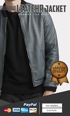 Bottega-Veneta-leather-jacket (mrstyles137) Tags: leather jackets mens fashion clothing menswear bottegaventeta leatherjacket menslifestyle