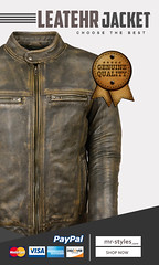 motorcycle-leather-jackets (mrstyles137) Tags: leather jackets mens fashion motorcycle motogp motorbike motorbiker motorcycleclothing vintage vintagejacket