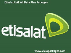 Etisalat UAE All Data Plan Packages (aliharis6625) Tags: etisalat dataplan daily weekly monthlyetisalat internet 3g4g packages