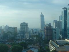 201905161 Ho CHi Minh City (taigatrommelchen) Tags: 20190522 vietnam hochiminhcity sky city building skyline