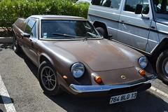 LOTUS Europa S2 - 1968 (SASSAchris) Tags: lotus europa s2 voiture anglaise auto 10000 10000toursducastellet castellet circuit ricard httt htttcircuitpaulricard htttcircuitducastellet colin chapman