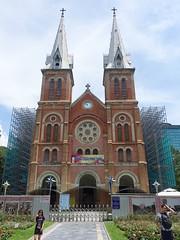 201905166 Ho CHi Minh City (taigatrommelchen) Tags: 20190522 vietnam hochiminhcity sight icon city building church park