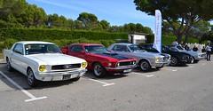 FORD Mustang (SASSAchris) Tags: ford mustang voiture américaine us 10000 10000toursducastellet castellet tours circuit ricard