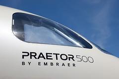 PR-ZXL 23052019 (Tristar1011) Tags: gva geneva genève cointrin ebace ebace2019 lsgg embraer praetor praetor500 przxl emb545