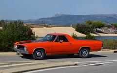 CHEVROLET El Camino (3ème génération) - 1972 (SASSAchris) Tags: chevrolet el camino elcamino voiture américaine us pick up pickup castellet circuit ricard httt htttcircuitpaulricard htttcircuitducastellet 10000 10000toursducastellet tours