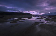 Dawning Jasper (Robert Grove 2) Tags: jasper dawn morning clouds canada water lake alberta landscape