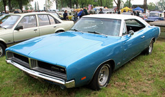 Charger (Schwanzus_Longus) Tags: bruchhausen vilsen german germany us usa america american old classic vintage car vehicle coupe coupé muscle musclecar dodge charger