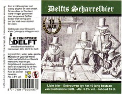 Netherlands - Bierhistorie Delft (Delft) (cigpack.at) Tags: netherlands niederlande holland delftsscharrelbier bierhistoriedelft delft bier beer brauerei brewery label etikett bierflasche bieretikett flaschenetikett