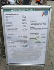 Technische Daten (Carl-Ernst Stahnke) Tags: stralsund austellung bundeswehr altermarkt