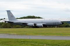 KC135  80071 (TF102A) Tags: aviation aircraft airplane usaf usairforce 80071 kc135 prestwick prestwickairport