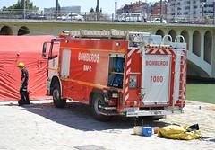 BOMBEROS AYUNTAMIENTO DE SEVILLA - RÍO GUADALQUIVIR- DIFAS-2019 (DAGM4) Tags: españa sevilla andalucía espanha europa europe espana espagne espagna espainia espanya difas2019 spain emergency bomber firefighter bomberos spanien bombero bombeiro emergencias bomberosayuntamientodesevilla bomberosdesevilla emergencias112