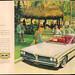 1961 Pontiac Bonneville Advertisement Life Magazine October 10 1960