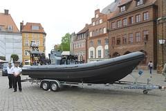 Schlauchboot der Marine (Carl-Ernst Stahnke) Tags: stralsund marine schlauchboot