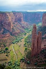 Spider Rock Overlook (anthonymaw) Tags: anthonymaw arizona sandstone tourism travel usa