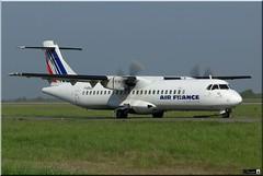 ATR-72-500, Airliner, F-GVZV (OlivierBo35) Tags: rennes lfrn rns spotter spotting airfrance airliner atr atr72