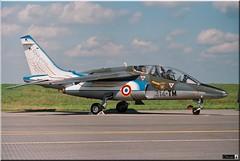 Alpha Jet A, GE314, Armée de l'Air (OlivierBo35) Tags: spotter spotting alphajet ge314 armeedelair evreux evx lfoe