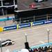 Berlin 2019 E-Prix: Top view of Lacas di Grassi's car