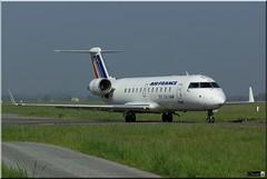 CRJ100, Brit Air, F-GRJG (OlivierBo35) Tags: rennes lfrn rns spotter spotting crj100 bombardier britair