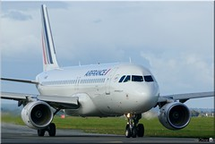 Airbus A320-214, Air France, F-HBNC (OlivierBo35) Tags: rennes lfrn rns spotter spotting airbus a320 airfrance