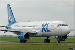 Airbus A320-212, XL Airways France, F-GTHL (OlivierBo35) Tags: rennes lfrn rns spotter spotting airbus a320 xlairways
