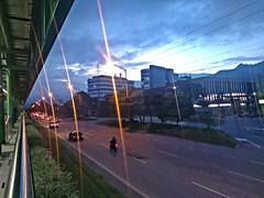 Autopista (evelyn.meza) Tags: autopista carretera amanecer sabaneta mañana morning estación metro medellín ciudad
