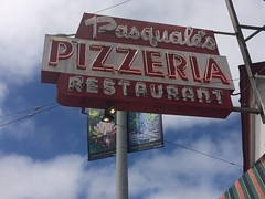 PASQUALE'S PIZZARIA SAN FRANCISCO CALIFORNIA