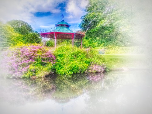 Liverpool .  Sefton Park . home but tired