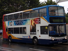 Stagecoach TransBus Trident (TransBus ALX400) 18151 PX04 DPE (Alex S. Transport Photography) Tags: bus outdoor road vehicle stagecoach stagecoachmidlandred stagecoachmidlands alx400 alexanderalx400 dennistrident transbustrident trident transbusalx400 route12a 18151 px04dpe