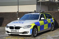 SF14 MHA (S11 AUN) Tags: police scotland bmw 330d xdrive auto estate touring traffic car anpr rpu trpg trunkroadspatrolgroup roads policing unit 999 emergency vehicle vdivision sf14mha