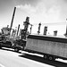 Truck Towing Shed and Chemical Plant