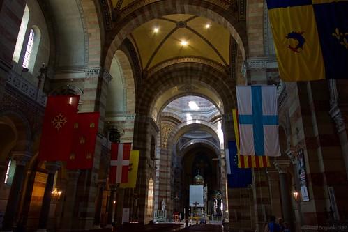 Cathédrale Sainte-Marie-Majeure de Marseille 1