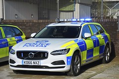 KO66 NXZ (S11 AUN) Tags: police scotland volvo v90 d5 auto estate traffic car anpr rpu trpg trunkroadspatrolgroup roads policing unit 999 emergency vehicle vdivision ko66nxz