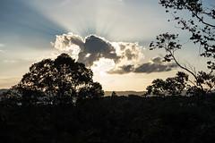Days End D7C_8562 (iloleo) Tags: sunset clouds silhouette costarica nature landscape nikon d750 arenal