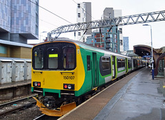 UK class 150 (onewayticket) Tags: diesel railway trains transport northern arriva arrivarailnorth arn dmu sprinter