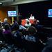 Conferencia 'Un poco más de azul', a cargo del director Fernando Pérez, dentro del programa 'Cuba en el imaginario audiovisual' con motivo del 500 aniversario de la Fundación de La Habana. Para más información: www.casamerica.es/cine/un-poco-mas-de-azul