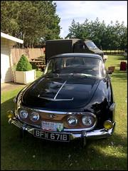 Tatra 603 on SALT 13 (tatraškoda) Tags: suffolk england uk coldwar salt classic oldtimer car voiture auto automobile v8 rearengined communist socialist easterneuropean czech czechoslovakian tatra 603