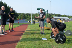 North Carolina National Guard (The National Guard) Tags: nc ncng north carolina army combat fitness test acft training trainer deadlift ng nationalguard national guard guardsman guardsmen soldier soldiers airmen airman us air force united states america usa military troops 2019