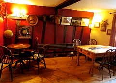 Globe, Clare (beery) Tags: globe pub suffolk england clare interior