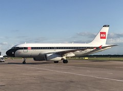 British Airways (BEA Retro Livery) Airbus A319-131 G-EUPJ (josh83680) Tags: