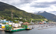 Preview of our holiday in Canada and Alaska. - Ketchikan, Alaska. USA (3.3 mil views - Thank you all.) Tags: alaska unitedstatesofamerica ketchikan staneastwood stanleyeastwood usa holiday canada juneau hoonah