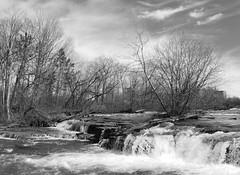 Views from Niagara Falls (George Neat) Tags: blackandwhite blackwhite bw niagarafalls newyork usa america canada naturalwonder river waterfalls water scenic scenery landscapes ny georgeneat patriotportraits neatsroadtrips tourism
