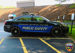 Lakeshore Technical College Public Safety (Photographer Asher Heimermann) Tags: wisconsin ltc lakeshoretechnicalcollege manitowoccounty cleveland college police policecar policevehicle policeofficer ford fordpolice collegepolice publicsafety campuspolice campussafety campussecurity
