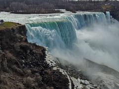 Views from Niagara Falls (George Neat) Tags: niagarafalls newyork usa america canada naturalwonder river waterfalls water scenic scenery landscapes ny georgeneat patriotportraits neatsroadtrips tourism