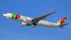 Tap Portugal (CS-TUF) (A Sutanto) Tags: tp tap sfo avgeek plane spotting a330neo a339