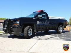 Sheboygan Police Truck (Photographer Asher Heimermann) Tags: wisconsin sheboygan sheboyganpolice police policevehicle policetruck lawenforcement