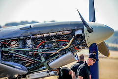 Flying Legends airshow 2018 (WP_RAW) Tags: spitfire merlin duxford flying legends eos5dmkiv