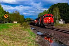 Error 404 (BravoDelta1999) Tags: duluthmissabeandironrange dmir railroad canadiannational cn railway missabesubdivision munger minnesota emd sd40t3 sd403 404 limestone train